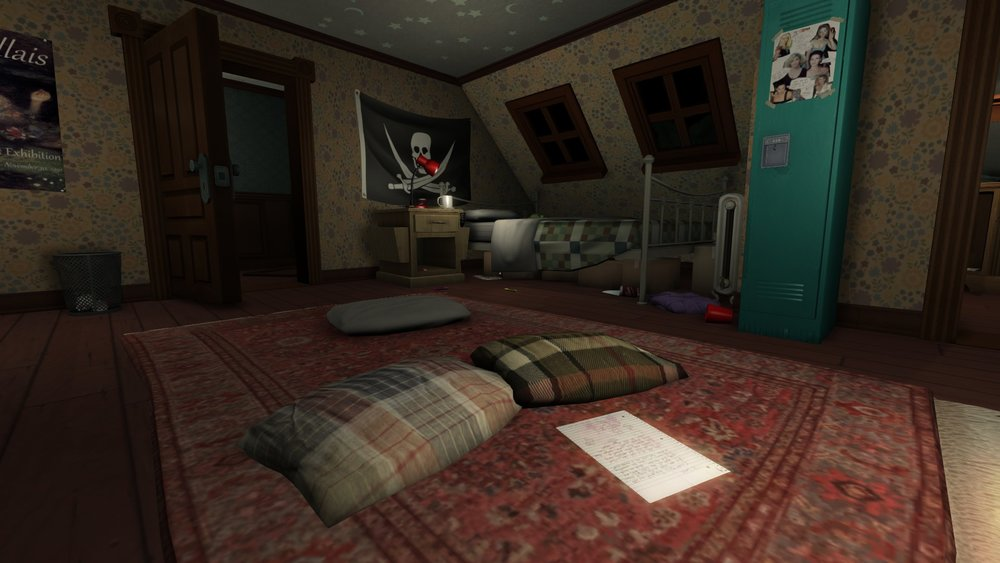 Gone Home (Credit: Fullbright)