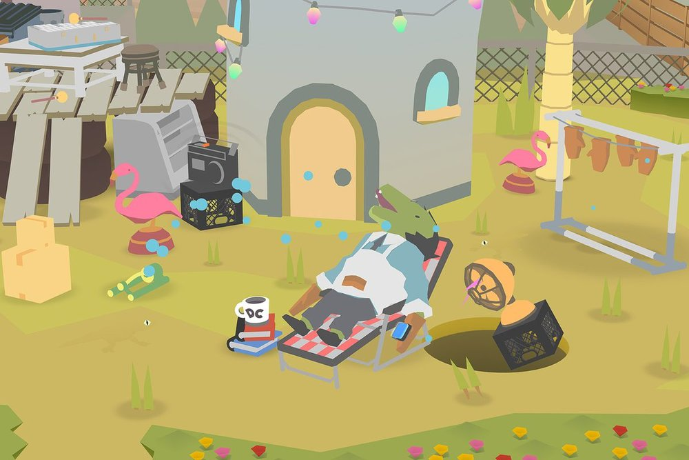 Donut County  by Ben Esposito