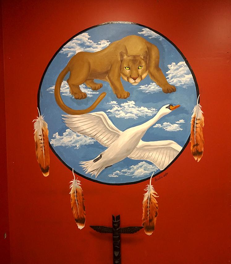 Chinatown Kung Fu San Soo Mural