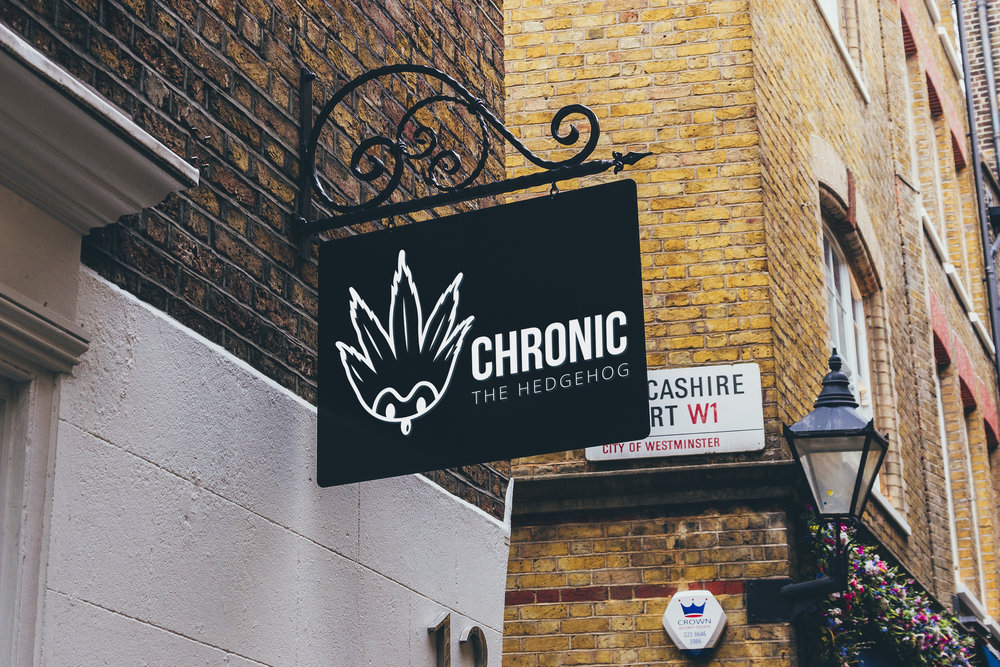 Chronic the Hedgehog