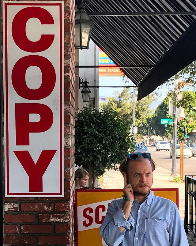 Mikey has trouble leaving work. Literally and emotionally.  #copy #copycopy #sketch #comedy #webseries #sketchcomedy