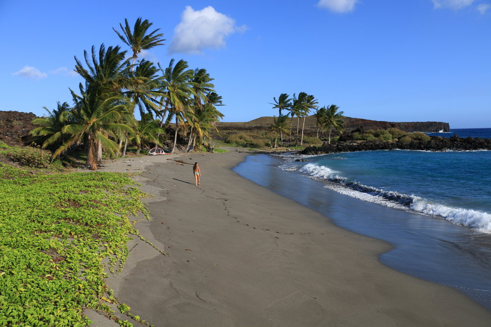 best beach Hawaii island