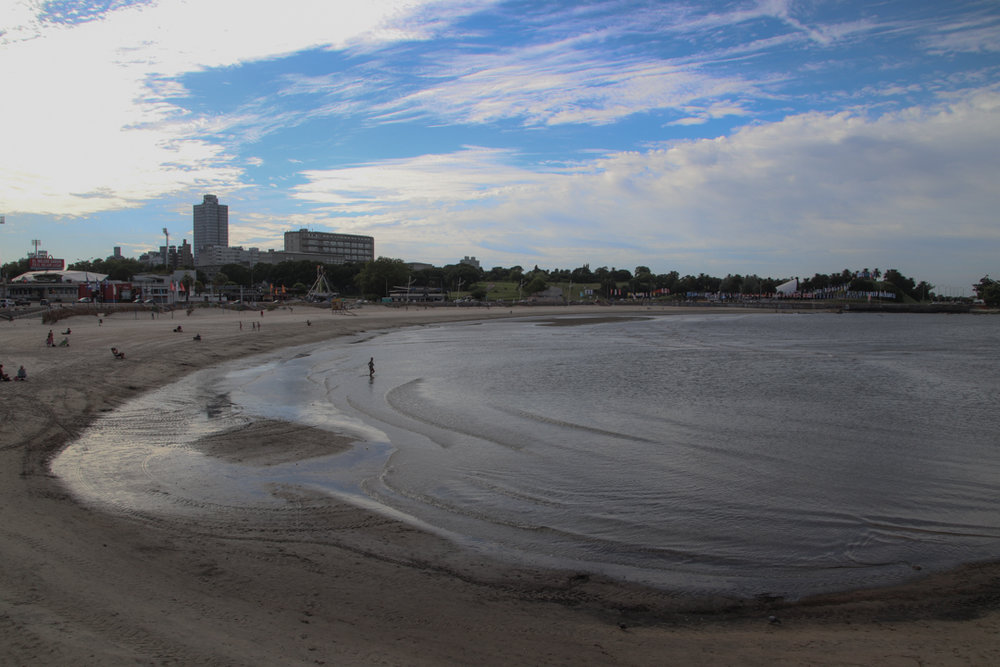 Montevideo city Uruguay