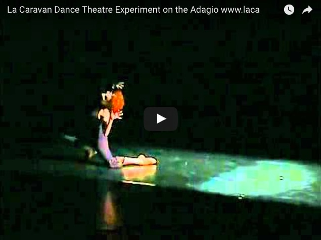 EXPERIMENT ON THE ADAGIO