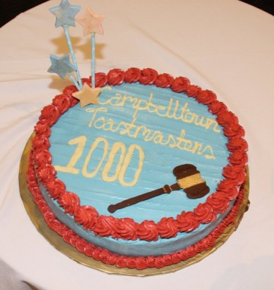 Campbelltown Toastmasters 1000th Meeting - February 2019