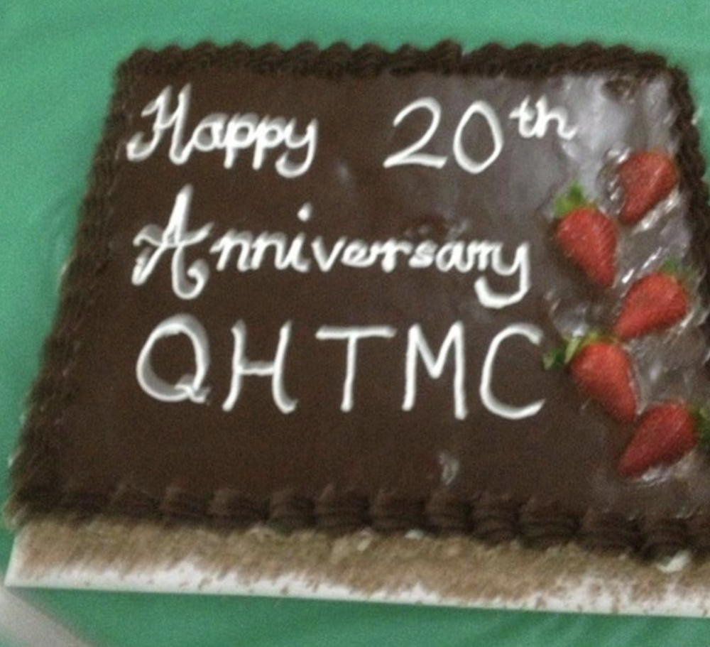 Quakers Hill Toastmasters 20th Anniversary - August 2013