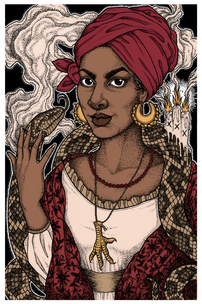 Art by Dana Glover