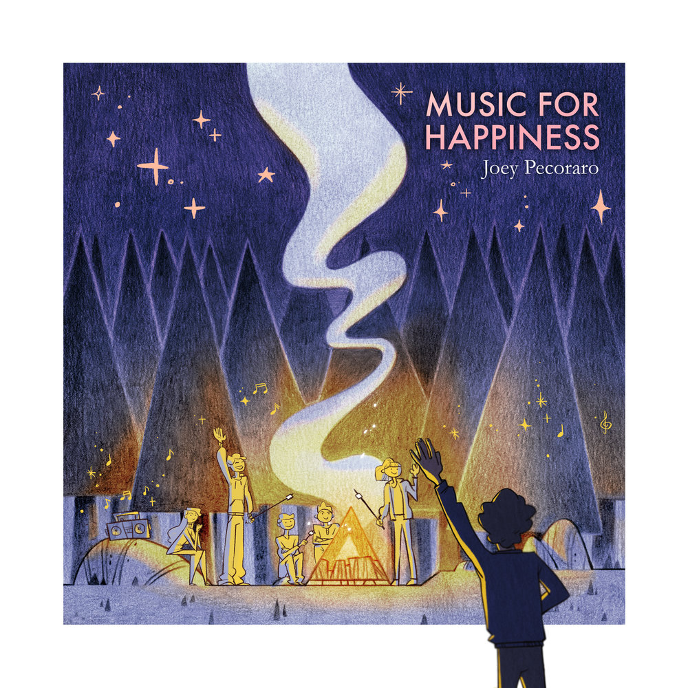Music For happiness - vinyl $30