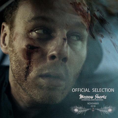 Onze korte film 'ongelukje' is onderdeel van de officiële selectie november van @moscowshortsfilmfestival.