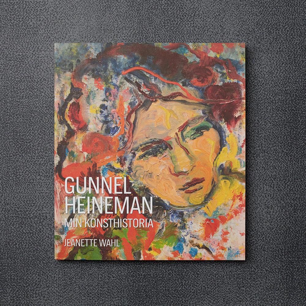 GUNNEL HEINEMAN- MIN KONSTHISTORIA