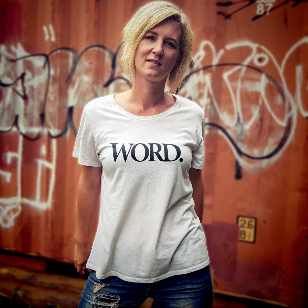 'WORD.'Short Sleeve -