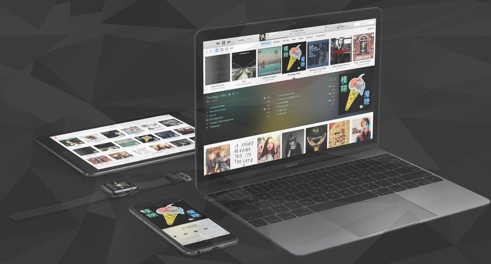 Productgamma - iMac - MacBookiPhone - iPadApple TV - AirPort