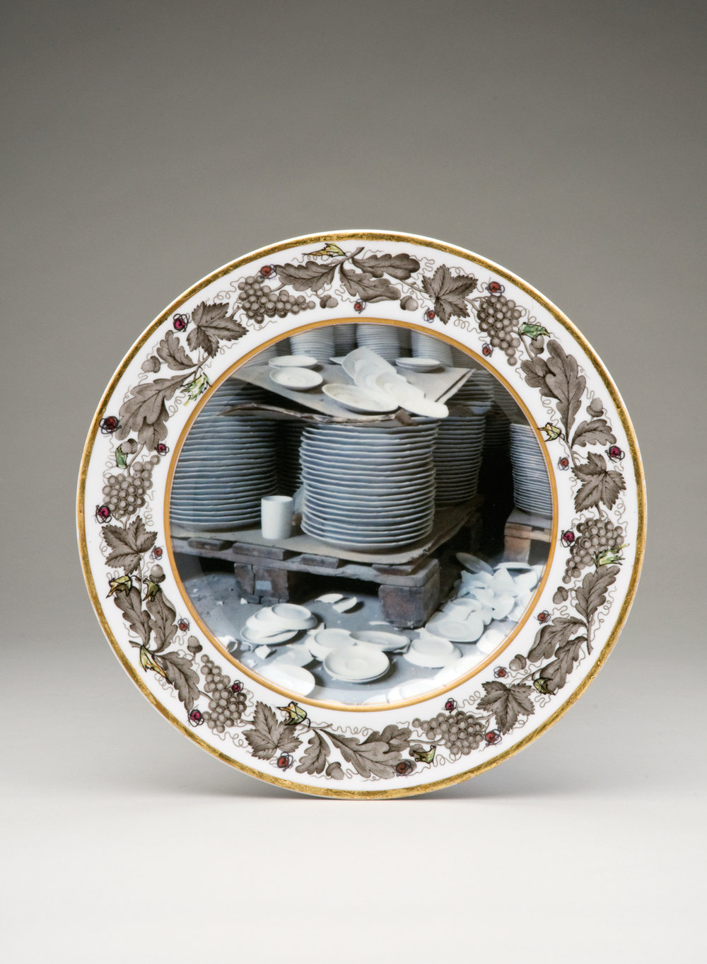 Discontinued - Tipping Plates