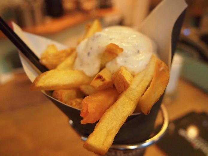 fries bag