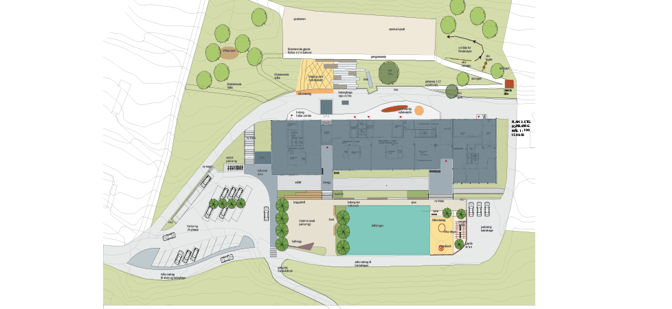 Åfarnes Skole - planer