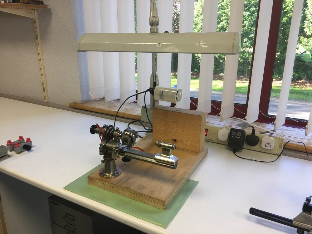 Watchmakers 8mm Lathe