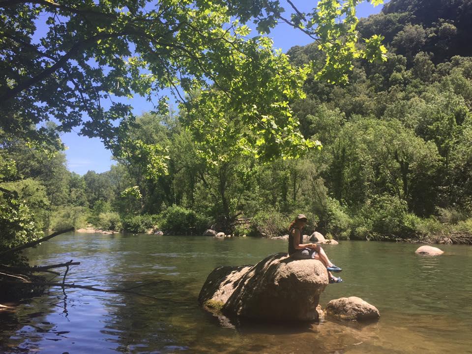 Swim in our river