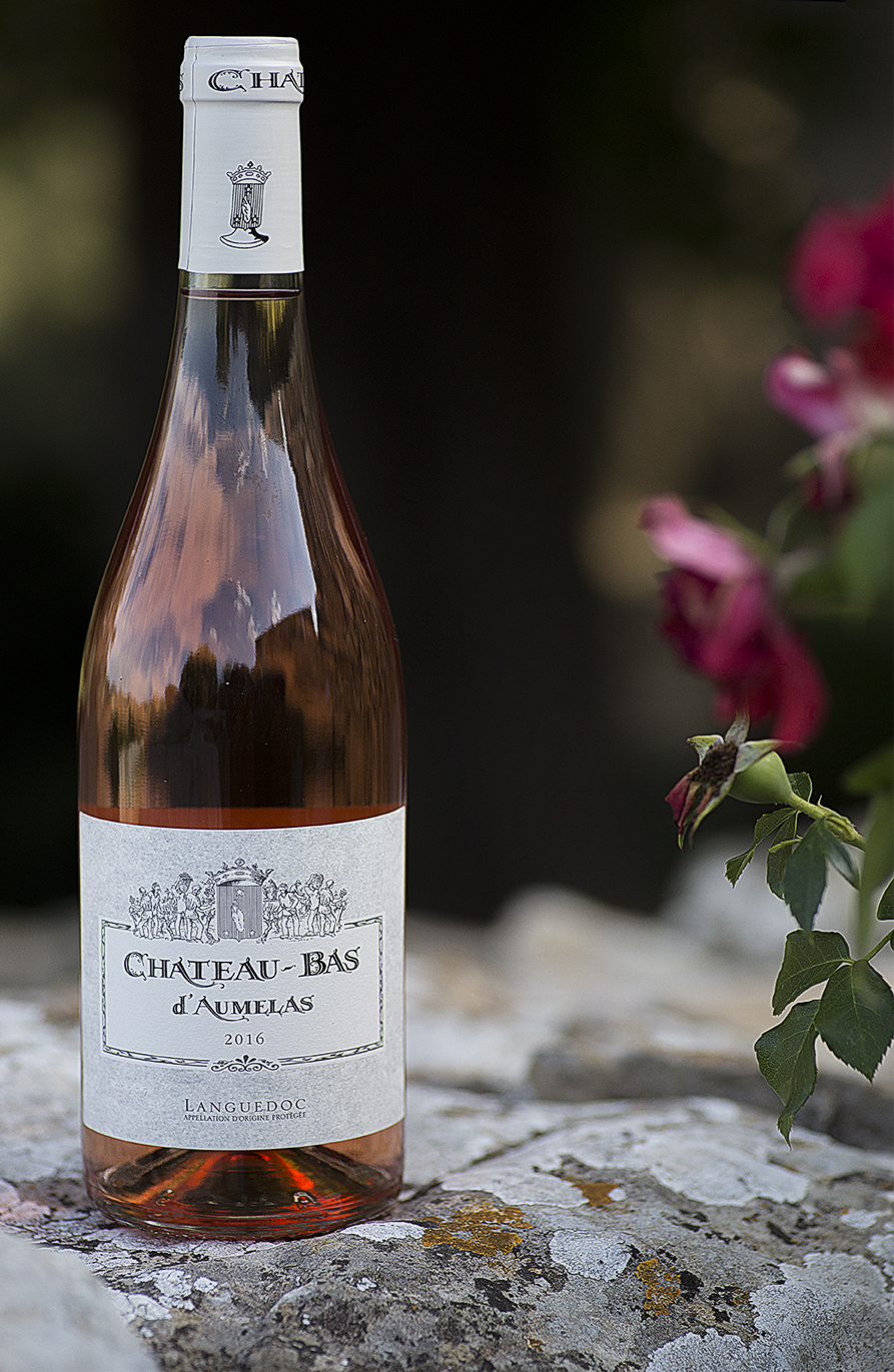 Rosé by Chateau Bas Aumelas