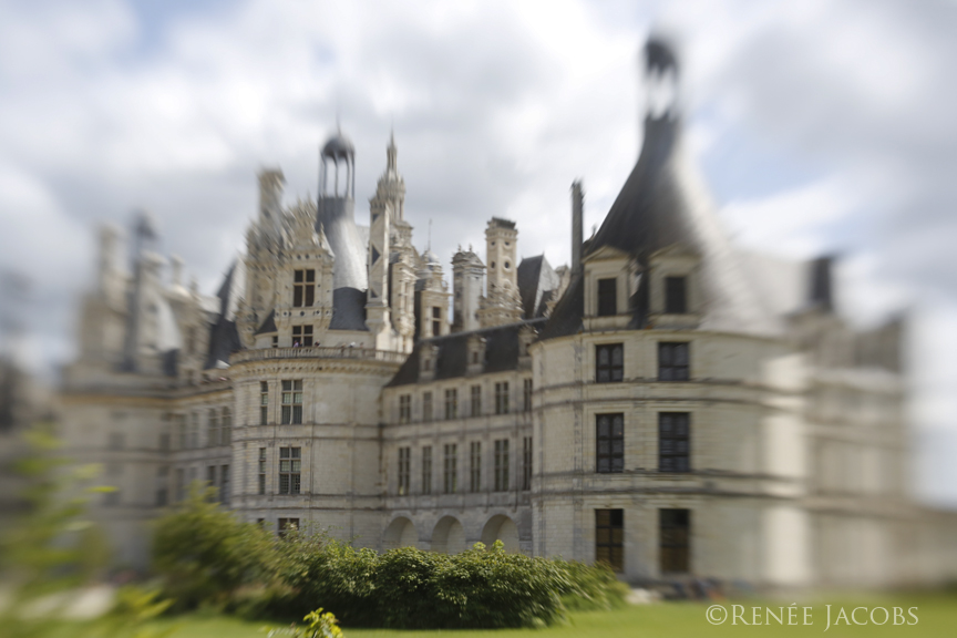 Chambord - Considered the most magnificent Loire château