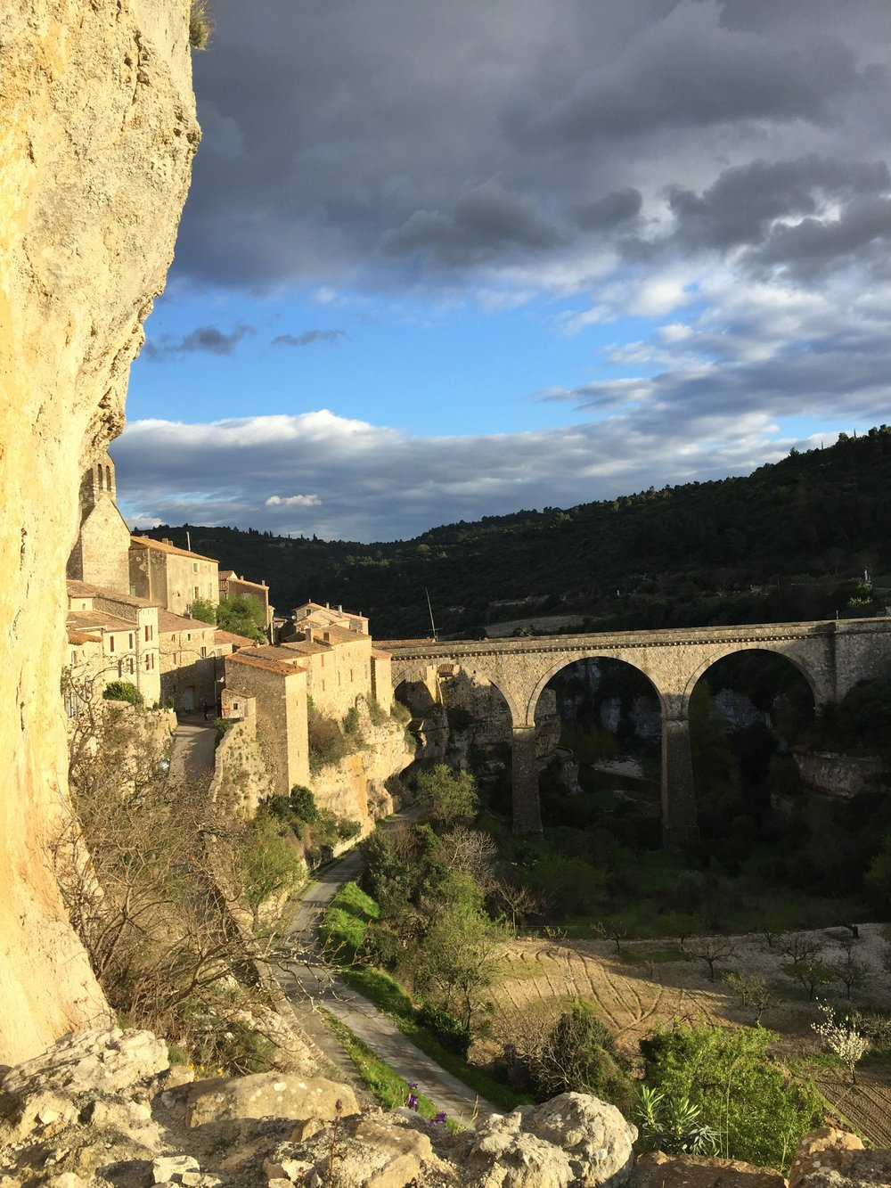 Castle of Minerve