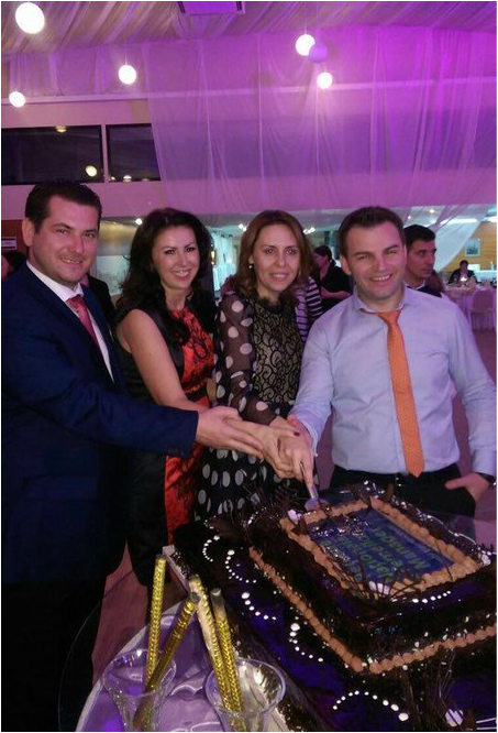 Florin Kovaca, Gabriela Kovaca, Adela Dinu and Sile Moldovan, the change-making champions at APoWeR
