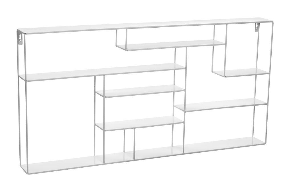 Labyrint hylle bruka design