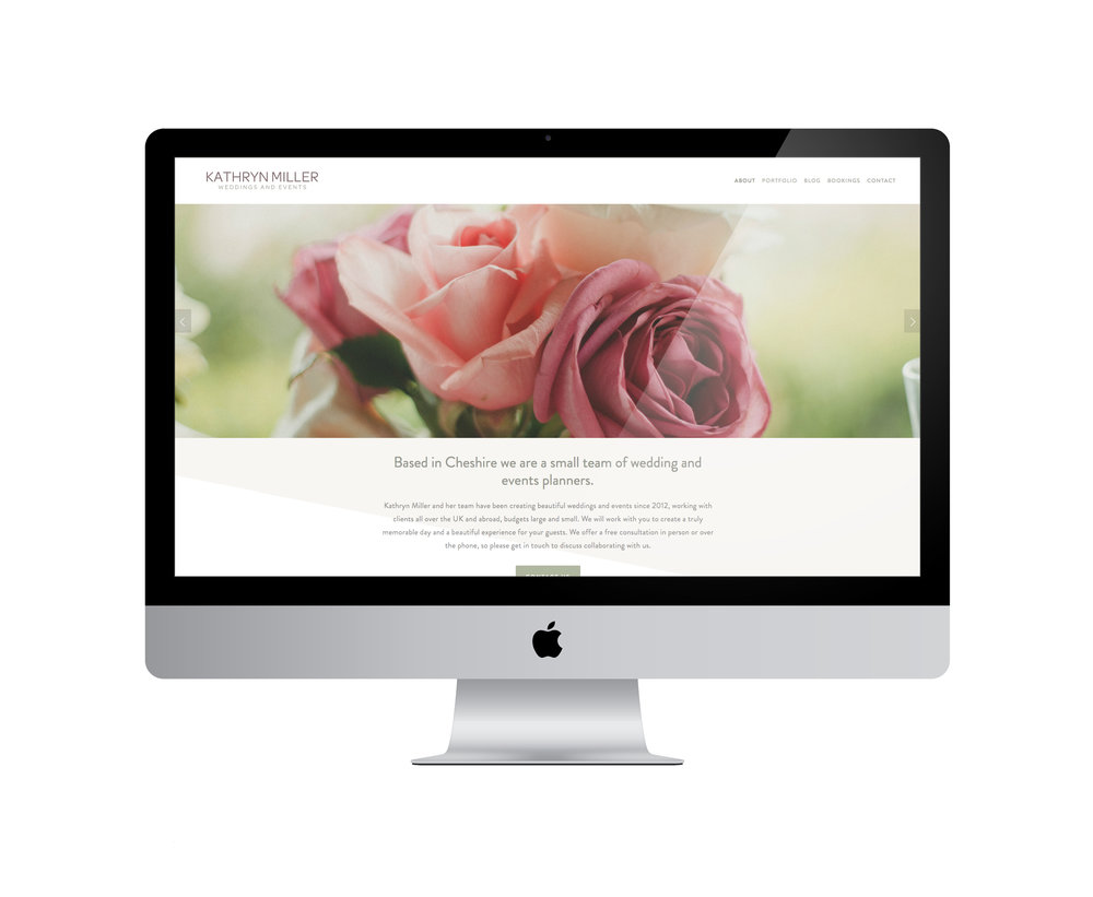 Squarespace for event planning