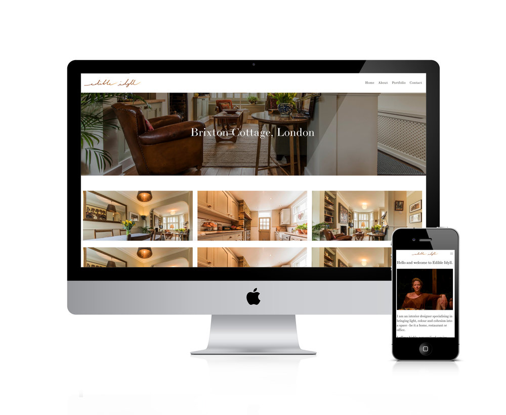 Squarespace for property developers