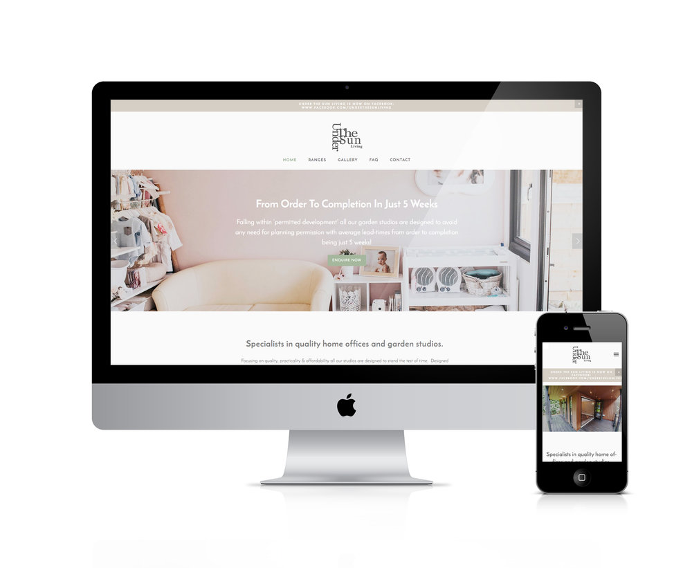 squarespace for property development