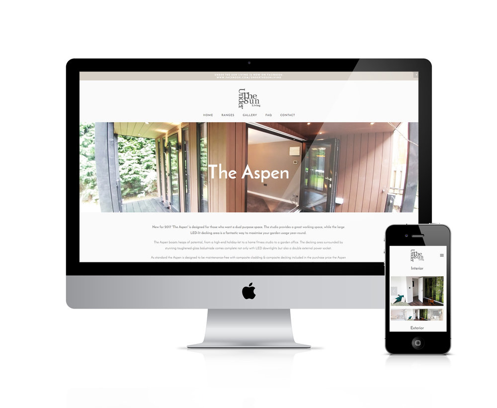 Squarespace for construction