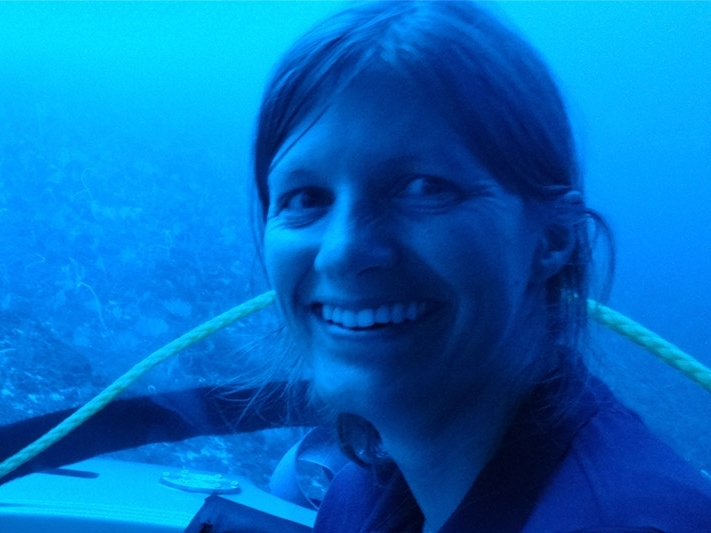 Dr. Lucy Woodall, micro plastics, molecular ecology, deep sea. Oxford University