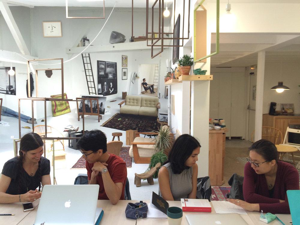 Writing Workshop with Kristen Kreider