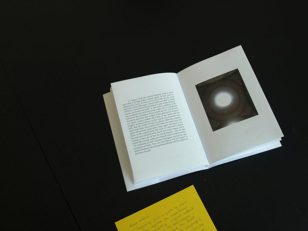 Students'work: Alvaro Velasco Perez  — photo by Alvaro Velasco Perez