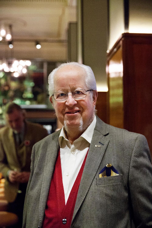 Lennart Engström, förste svensk med stjärna i Guide Michelin