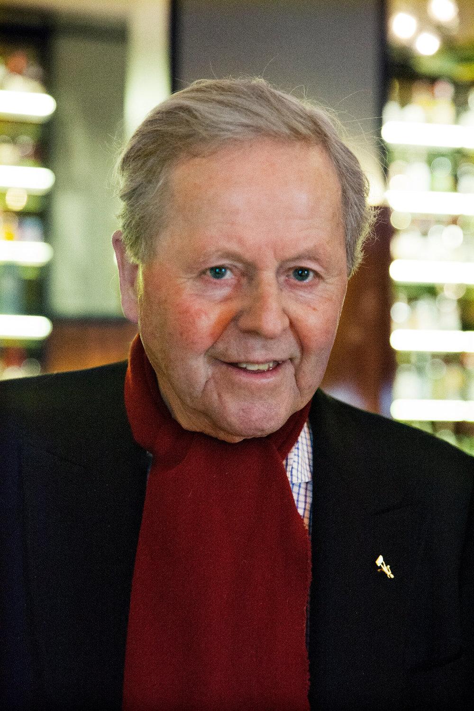 Ulf von Roth, en President att räkna med