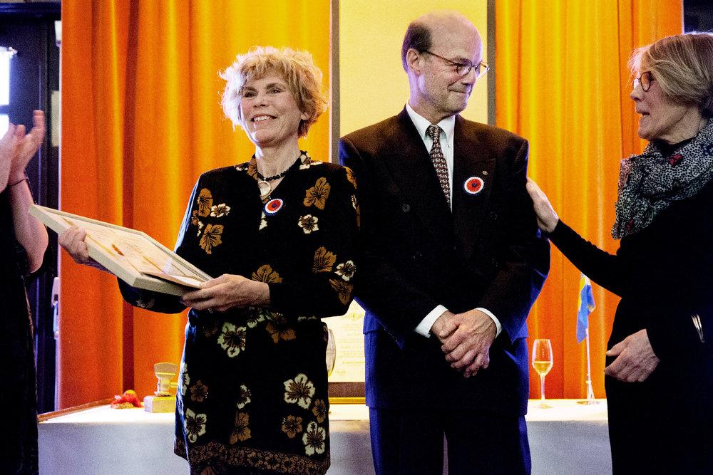 Boel och Lars Dahlberg, Orranäs ekologiska getgård, Blekinge gör prisbelönt ost