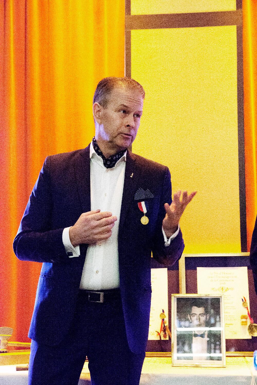 Fredrik Eriksson - fadder