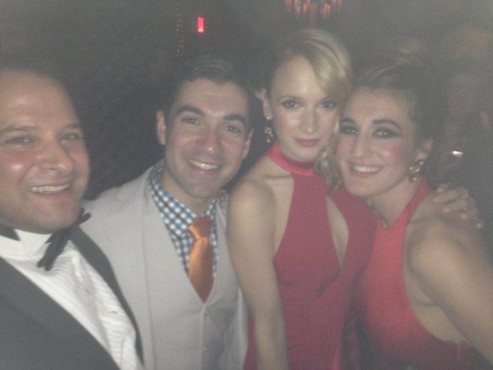 Javier Ignacio, Hannah Shankman & Em Padgett