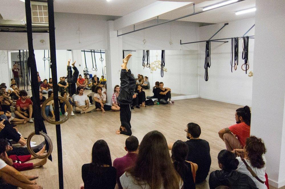 Gimnasio Barcelona Cultura del Movimiento