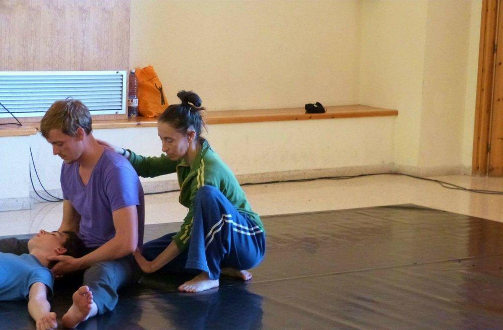 Theater Dance Workshop Barcelona