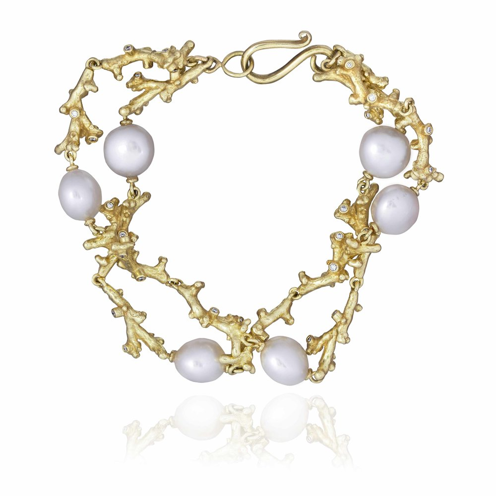 REEF FRESH WATER PEARL BRACELET