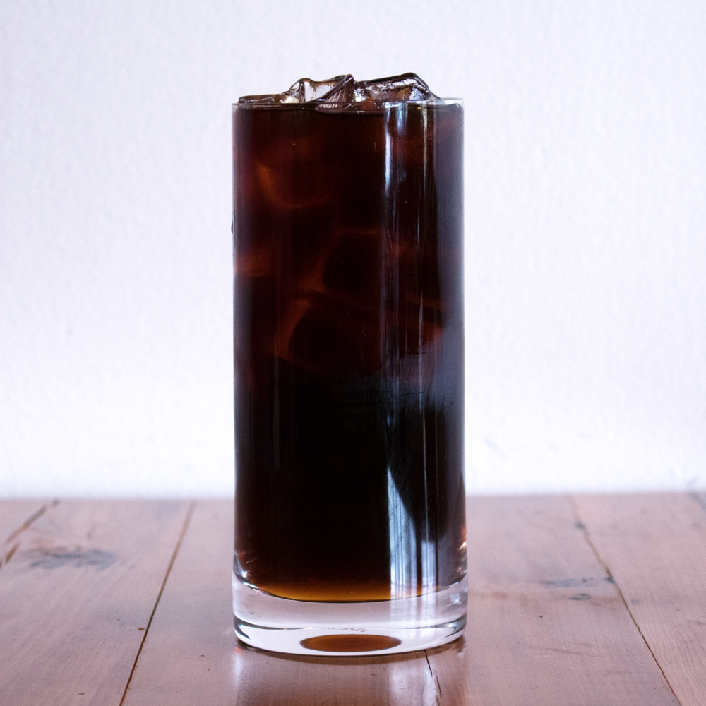Cold Brew - Coffee + Water + 24 Hours