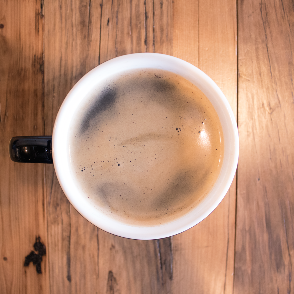 Americano - Espresso + Water
