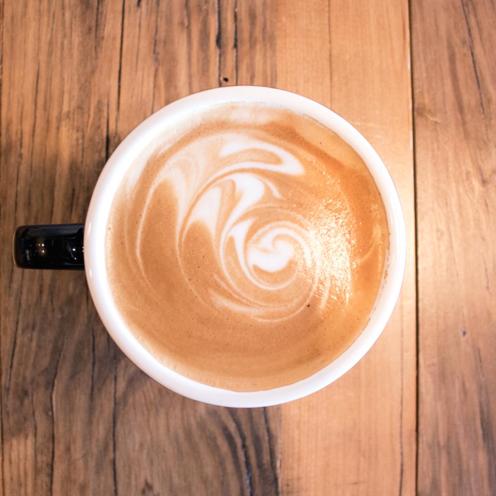 Cappuccino - Espresso + Milk + Foam