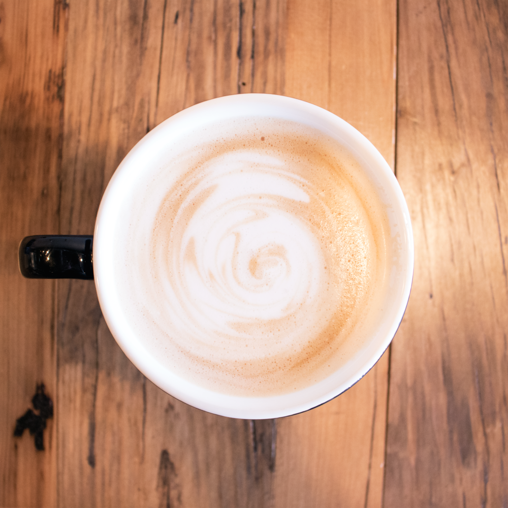 Latte - Espresso + Milk