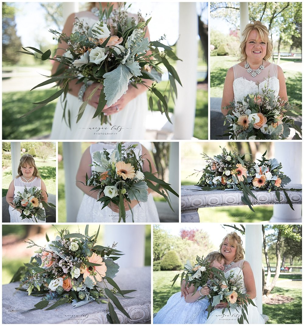 NEPA Wedding Photographer in Northeast and Central PA at the Rose Garden