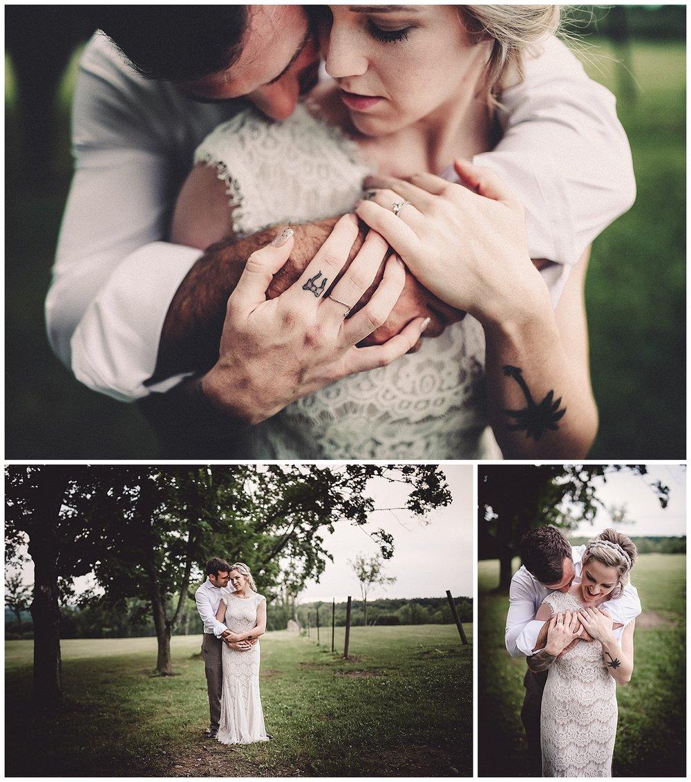Wedding Photographer in Scranton NEPA at Tolino Vineyards in Bangor PA