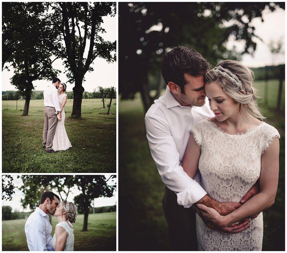 Wedding Photographer in Bloomsburg NEPA at Tolino Vineyards in Bangor PA