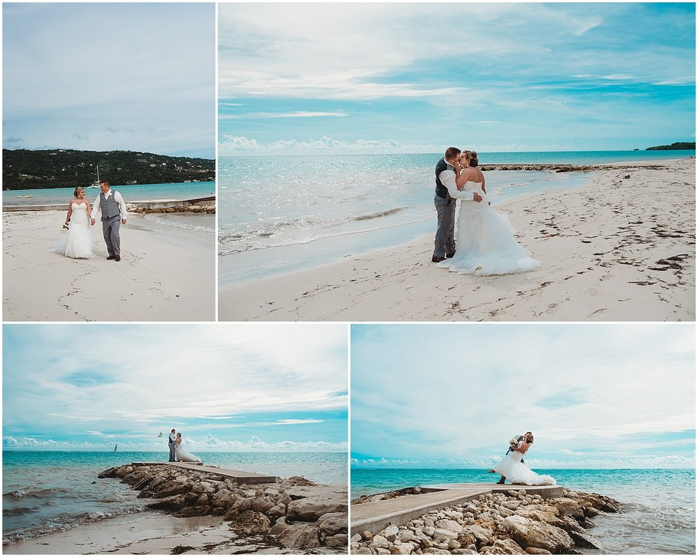 Destination Wedding Photographer at Sandals South Coast in Jamaica