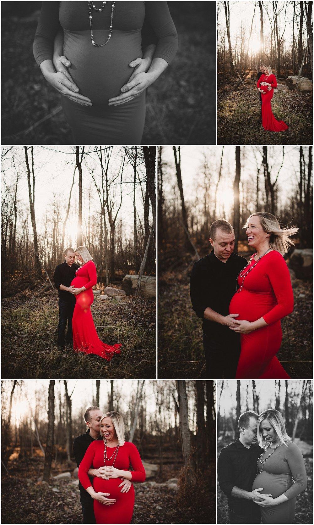 Maternity & Newborn photographer in NEPA & Central PA